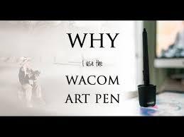 Why you need the <b>Wacom Art Pen</b> - Live Q&A - YouTube