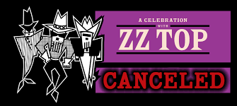 CANCELED: <b>ZZ Top</b>