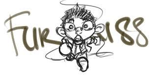 Hasil gambar untuk sketsa orang berlari