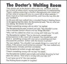 10 Ways To Improve a Doctor's Waiting Room | Happy Dietitian via Relatably.com