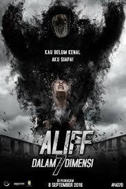 Aliff Dalam 7 Dimensi 2016
