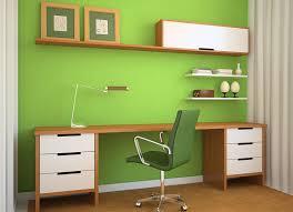 green office desk. best color for office 7 colors home ideas homeideasblog green desk