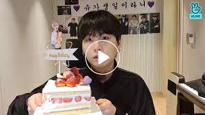 Happy Birthday To Me - V LIVE