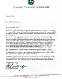 schwarzenegger sent apology letter to victim s family after 5 and posted on the knx am 1070 website