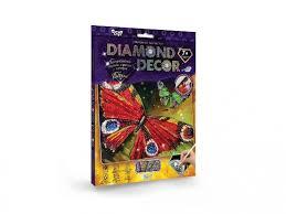 <b>Danko</b> Toys Набор креативного творчества Diamond Бабочка ...