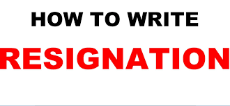 microsoft word how to write resignation letter microsoft word how to write resignation letter