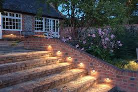 lighting in garden. outdoor lighting choices for your home in garden