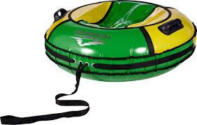 <b>Тюбинг ReAsfalto Rodeo</b>, 419127, зеленый, желтый, диаметр ...