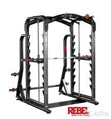 Тренажер <b>Машина Смита rebel 3D</b> купить в Санкт-Петербурге ...