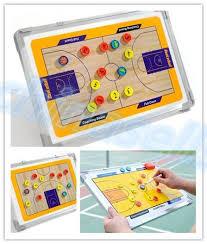 <b>Aluminum alloy basketball Coach</b> Match Training Tactical Plate ...