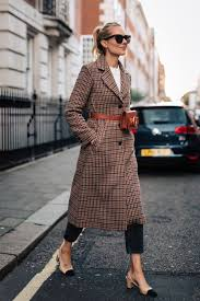 Fall Coats – Checkered, <b>Houndstooth</b> & Plaid – The Simply ...