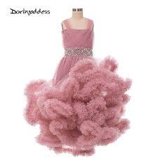 Blue Pageant Dresses For <b>Girls</b> Glitz <b>Ball Gown</b> Cloud <b>Flower Girl</b> ...