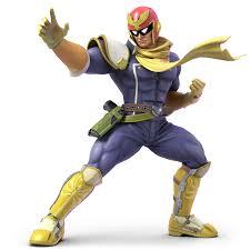 Captain <b>Falcon</b> (SSBU) - SmashWiki, the Super Smash Bros. wiki