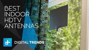 Best <b>Indoor HDTV Antennas</b> - YouTube