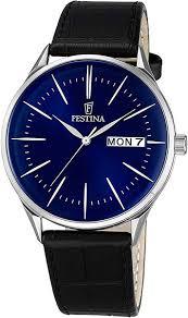 Купить <b>Мужские</b> наручные <b>часы Festina F6837</b>/<b>3</b> | «ТуТи.ру ...