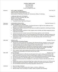 consultant resume template –   free samples  examples  format    beauty consultant resume pdf download