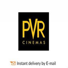 PVR Cinemas E-Gift Card