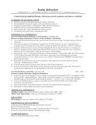 biology research assistant resume sample research biologist resume back to post biology research assistant resume sample