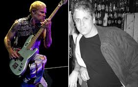 Flea pays tribute to early <b>Red Hot Chili</b> Peppers guitarist Jack ...