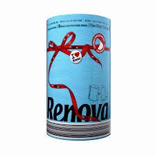 <b>Бумажные полотенца Renova Red</b> Label Blue 1 рулон ...