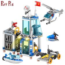 8pcs <b>Jurassic World Dinosaur Building</b> Blocks Toys Legoingly ...