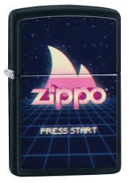 49208 <b>Зажигалка ZIPPO Classic</b> с покрытием Brushed Chrome ...