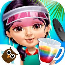 <b>Sweet Baby</b> Girl <b>Summer</b> Fun 2 - Game Created with TutoTOONS