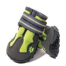<b>Ботинки для собак TRIOL</b> M, зеленые 55х50х55мм купить в ...