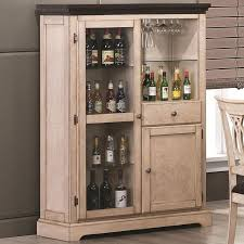 room modern camille glass: modern charming kitchen cabinet storage kitchen storage cabinets with doors white and glass