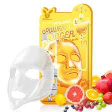 Витаминизированная <b>тканевая маска</b> Elizavecca для <b>повышения</b> ...
