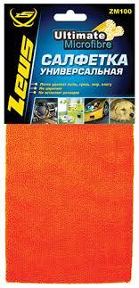 <b>Универсальная салфетка из микрофибры</b> ZEUS ZM100 - цена ...