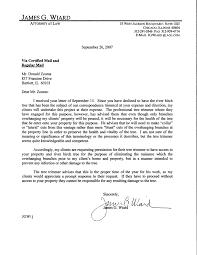 format of complaint letter cover letter sample  format