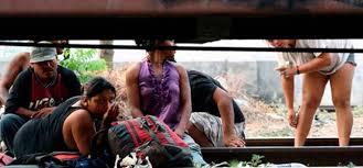 Mujeres migrantes, atrapadas en una frontera imaginaria (#México, #EEUU, #centroamérica)