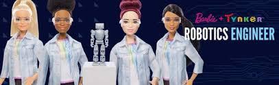 <b>Барби</b> карьера года: инженер-робототехник