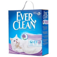 Комкующийся <b>наполнитель Ever Clean Lavender</b> 10 л ...