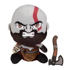 <b>Мягкая игрушка God Of</b> War Kratos - купить по выгодной цене ...