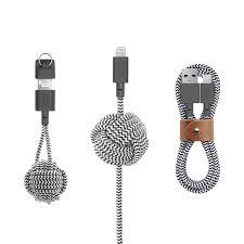 Коллекция <b>зарядных кабелей</b> - <b>Native</b> Union