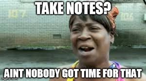 notes - Imgflip via Relatably.com