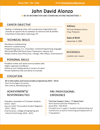 printable sample resume format related post of printable sample resume format