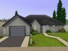 Sims houses ideas   The sims   Pinterest   Sims  House Ideas    A house i made   the sims