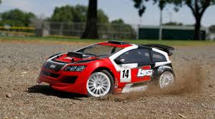 Losi <b>1/14</b> Mini Rally <b>4WD</b> Ready-To-Run <b>RC Car</b> | Horizon Hobby