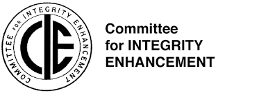 essay contest winners  committee for integrity enhancement committee for integrity enhancement logo