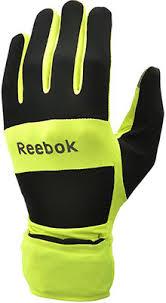 <b>Всепогодные перчатки для</b> бега Reebok размер S RRGL-10132YL