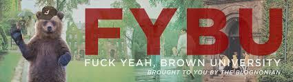 fuck yeah brown university