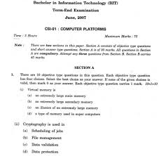 ignou bachelors in information technology human computer ignou bachelors in information technology human computer interface exam papers