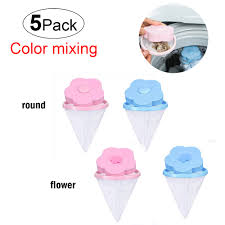 1pcs Floating Fur <b>Catcher Filtering Hair Removal</b> Device Bag For ...