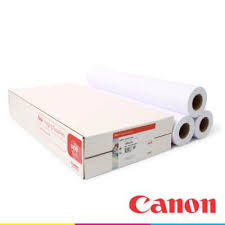 Canon 75gsm A3 <b>Top Label</b> 2 Paper Rolls (<b>LFM116</b>) 297mm x ...