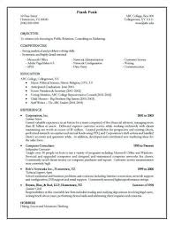 how to create an effective resumes   Template Template