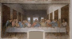 Картина «<b>Тайная вечеря</b>», Леонардо да Винчи — описание ...