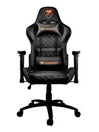 <b>Кресло компьютерное</b> ARMOR One, black <b>COUGAR</b> 12083046 в ...